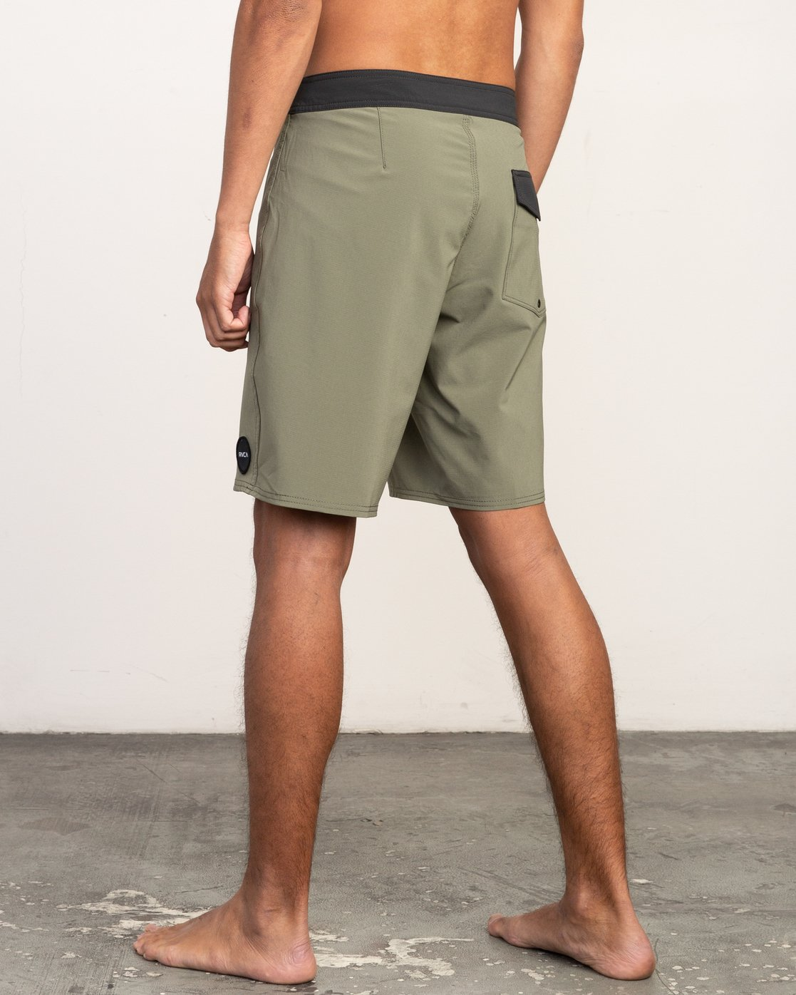 "3 VA Trunk 19"" - Board Shorts for Men Brown N1BSRIRVP9 RVCA"