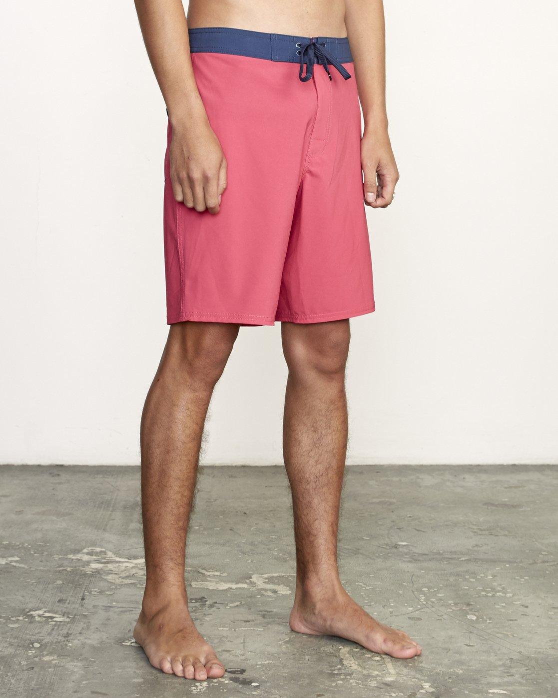 "6 VA Trunk 19"" - Board Shorts for Men  N1BSRIRVP9 RVCA"