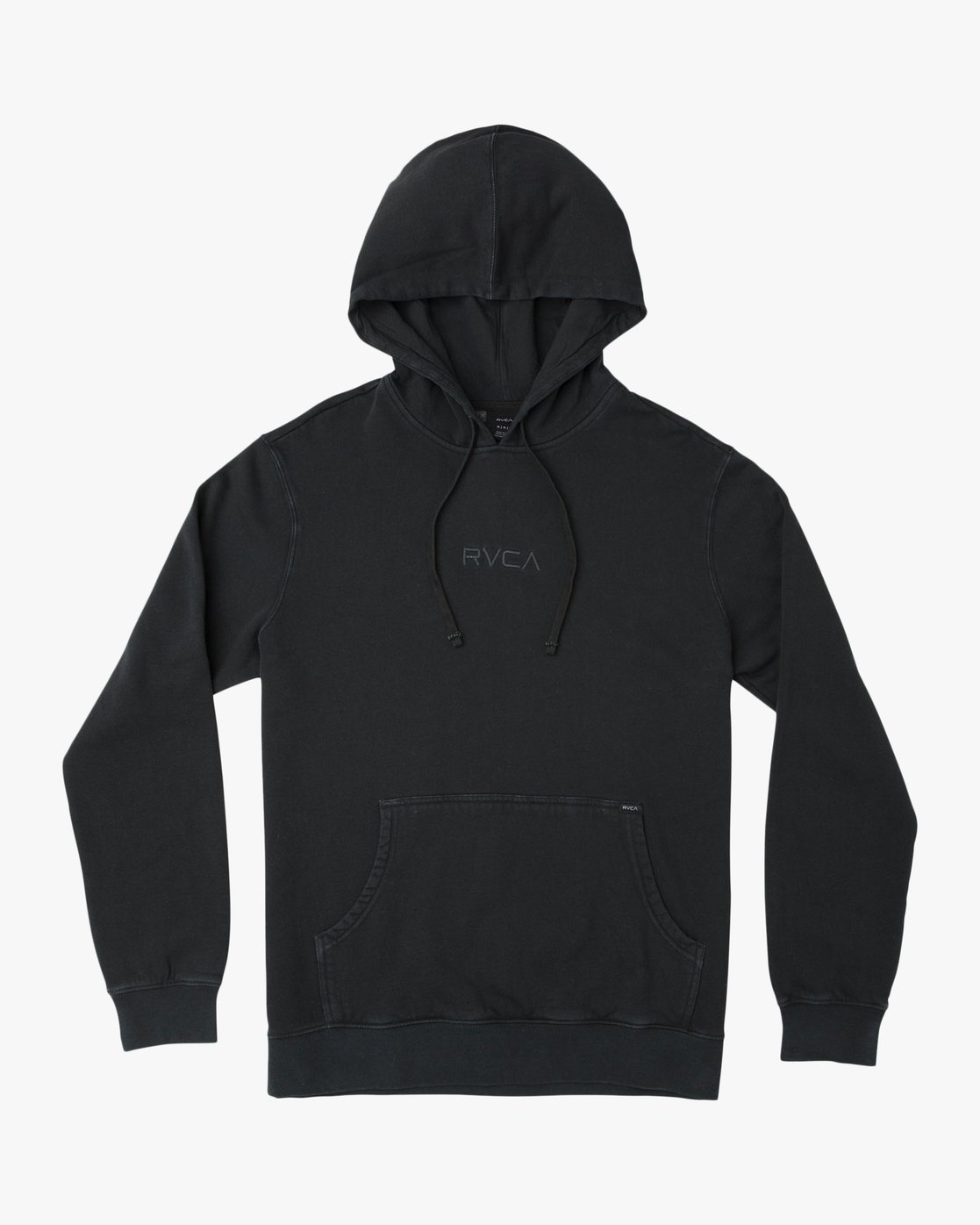 0 Little Rvca Tonally Fleece Black N1HORCRVP9 RVCA