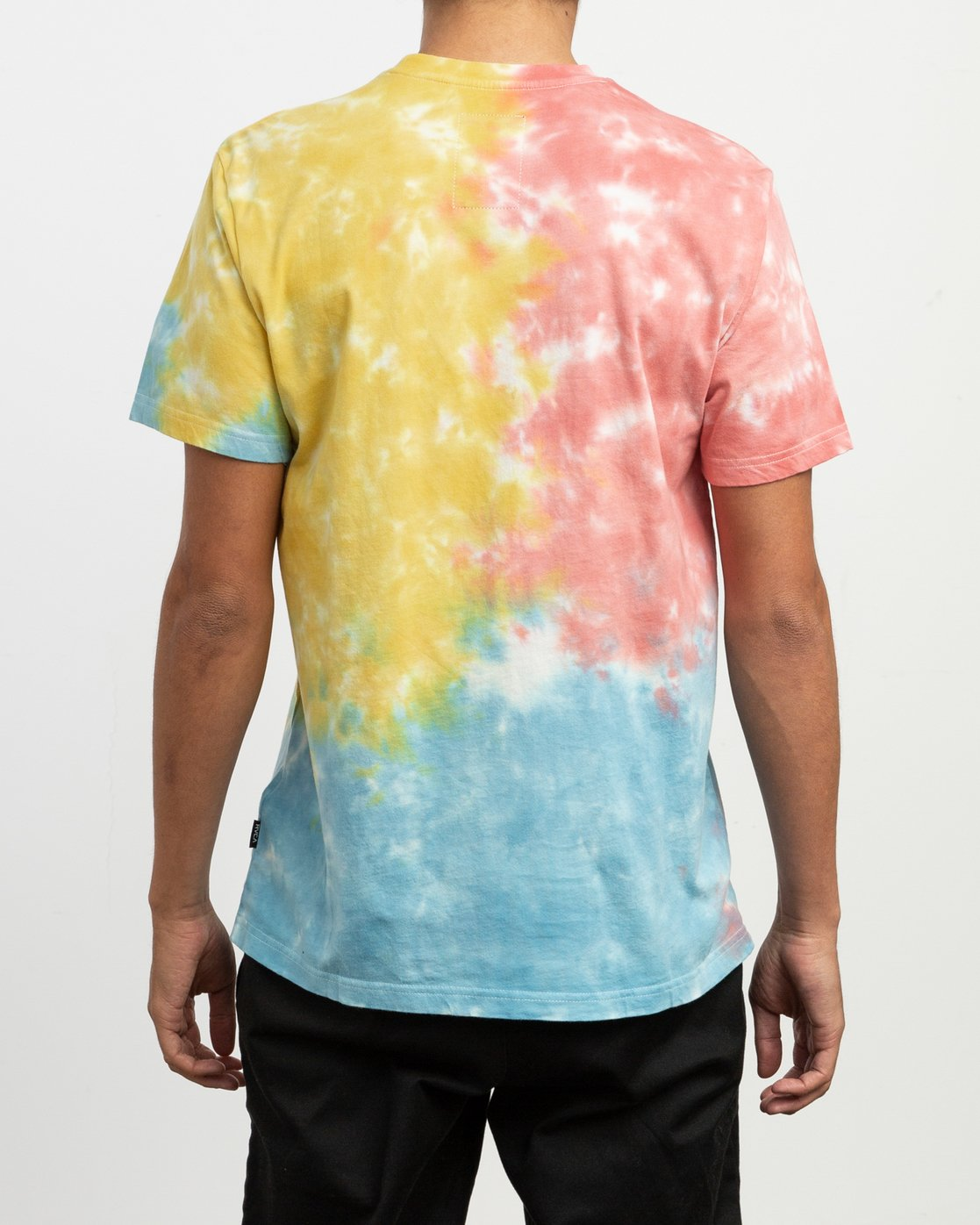 3 Vaughn SS T-Shirt  N1KTRMRVP9 RVCA