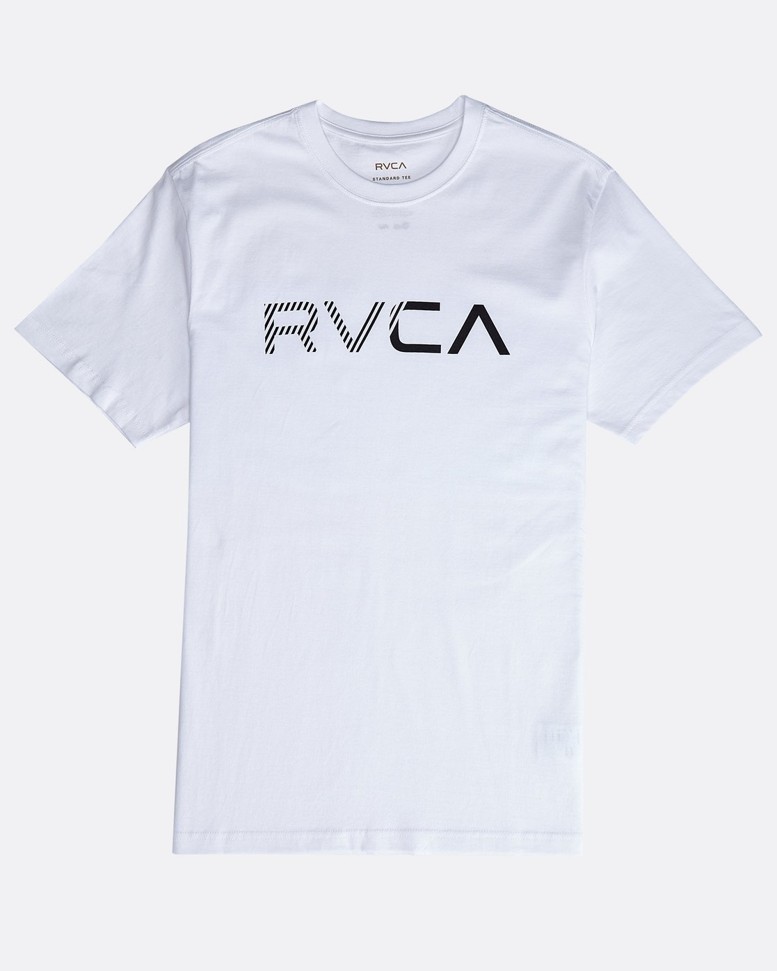 0 Blinded SS T-Shirt White N1SSRJRVP9 RVCA