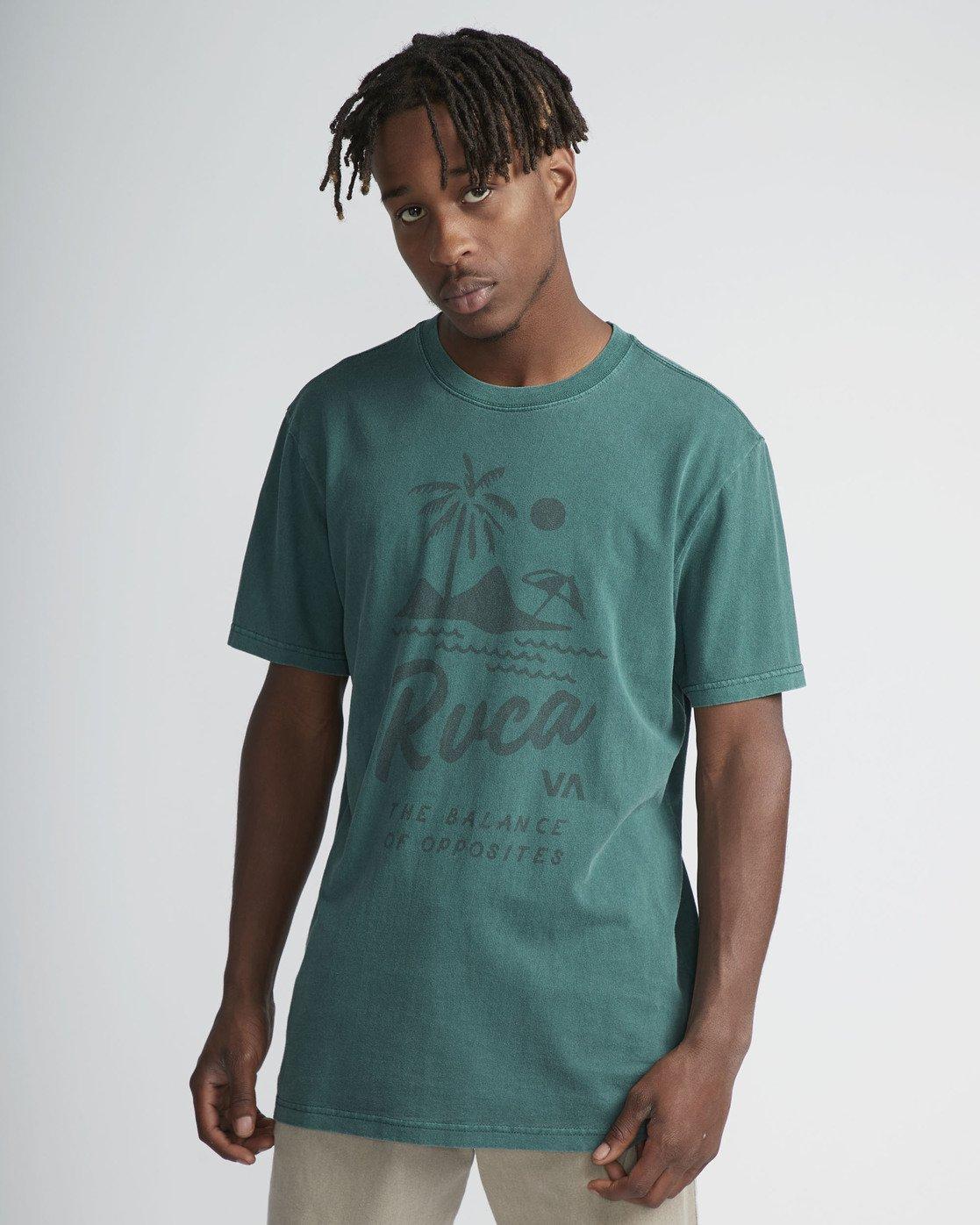 2 Mai Thai - T-Shirt à manches courtes pour Homme  N1SSRQRVP9 RVCA