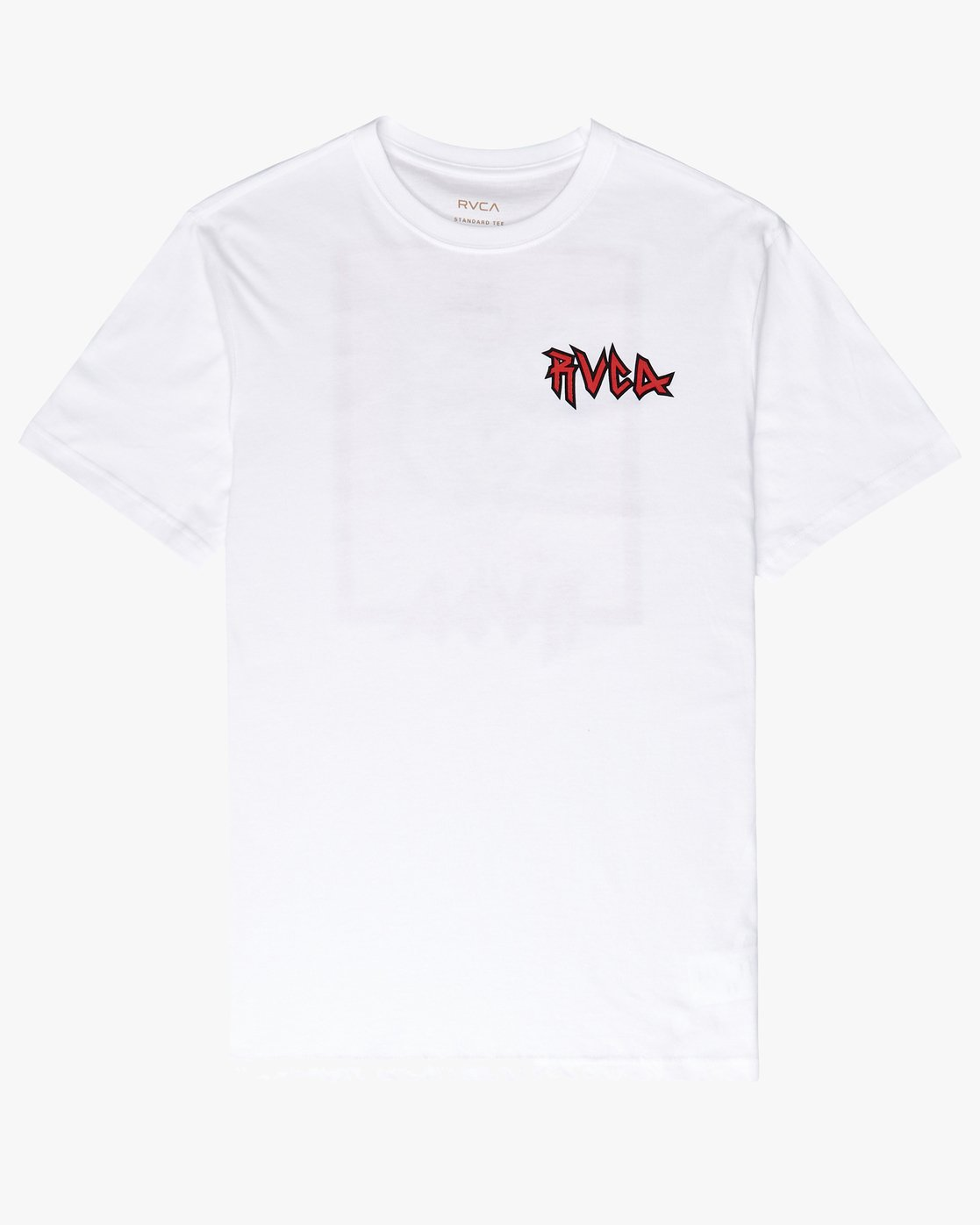 1 Monster Pack SS T-Shirt White N1SSRURVP9 RVCA