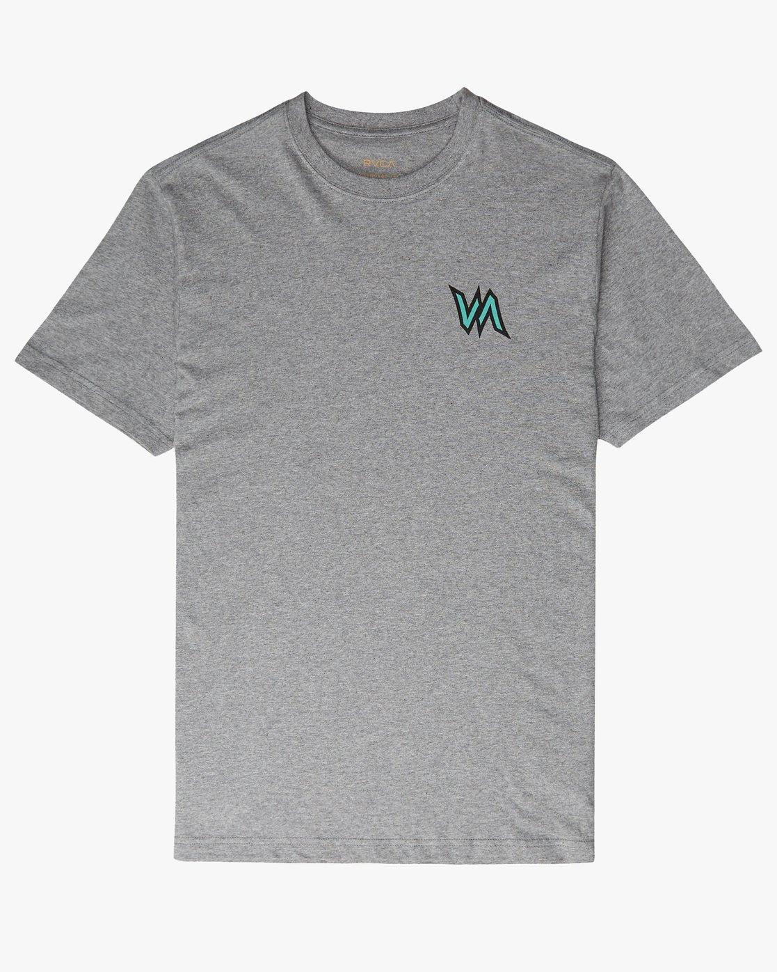 1 Roberto Rodriguez Specimen - T-Shirt à manches courtes pour Homme Gris N1SSRVRVP9 RVCA