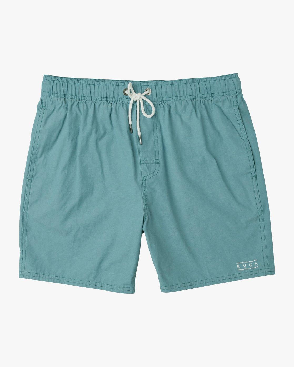 0 Tom Gerrard Elastic - Short for Men Blue N1VORERVP9 RVCA