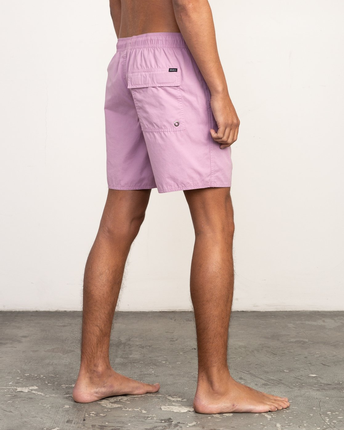 5 Tom Gerrard Elastic - Short for Men  N1VORERVP9 RVCA