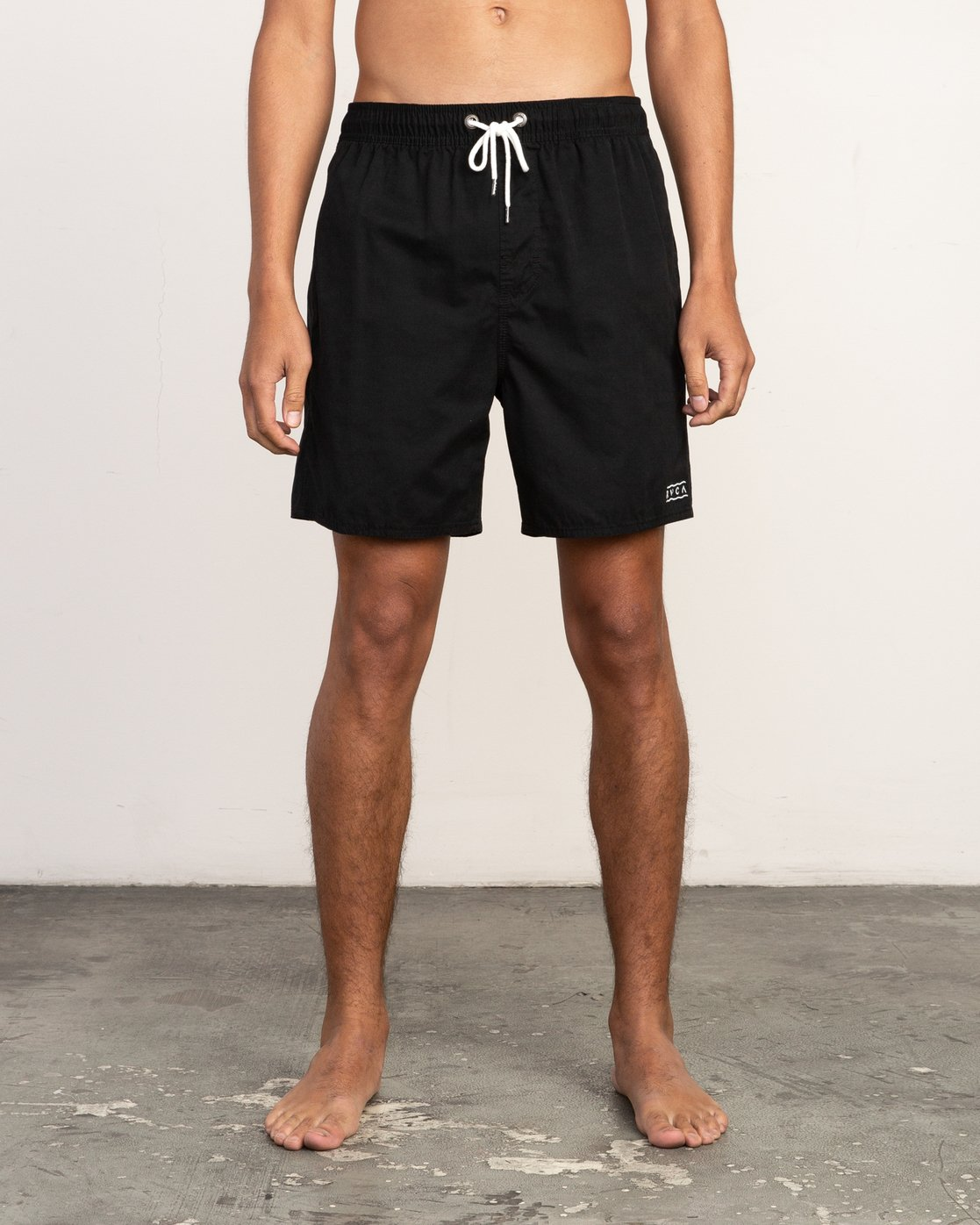 1 Tom Gerrard Elastic - Short for Men Black N1VORERVP9 RVCA
