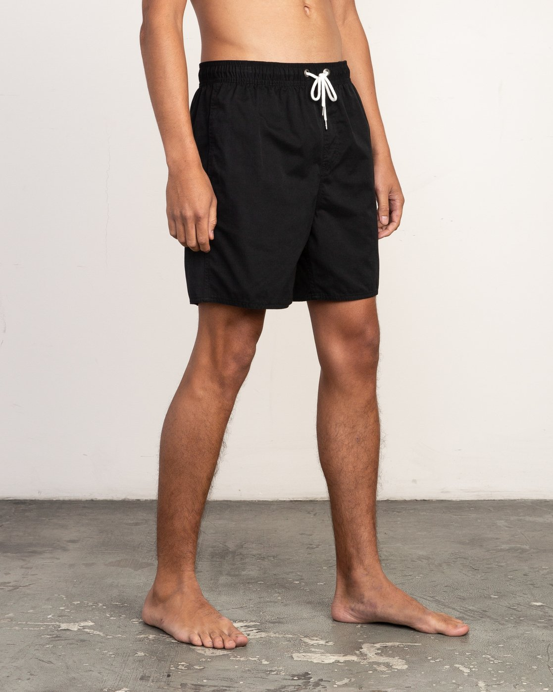 6 Tom Gerrard Elastic - Short for Men Black N1VORERVP9 RVCA