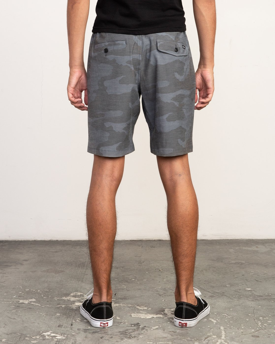 4 All Time Coastal Print Hybrid - Short for Men  N1WKRHRVP9 RVCA