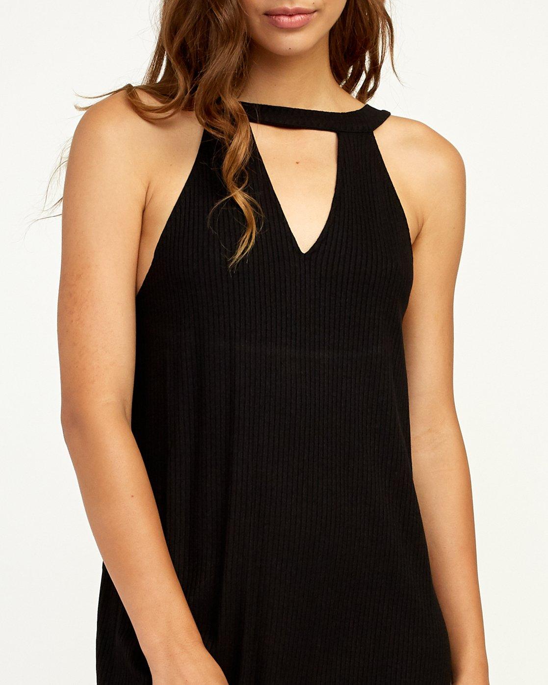 3 Brandy Dress Black N3DRRKRVP9 RVCA
