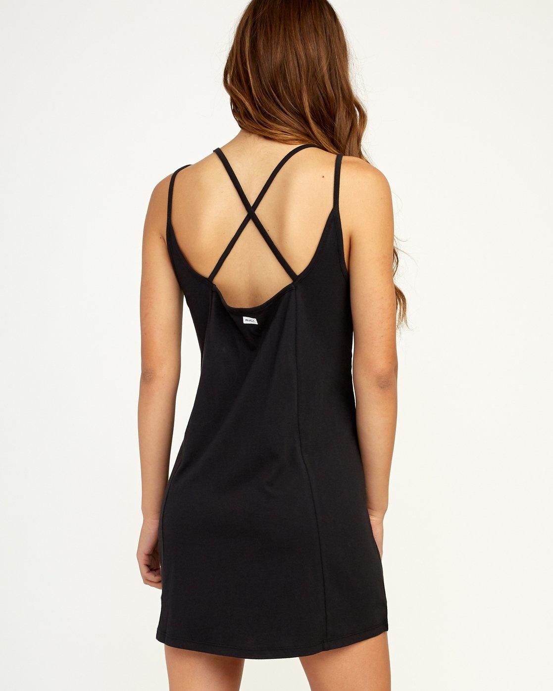 2 Vacay - Dress for Women Schwarz N3DRRORVP9 RVCA