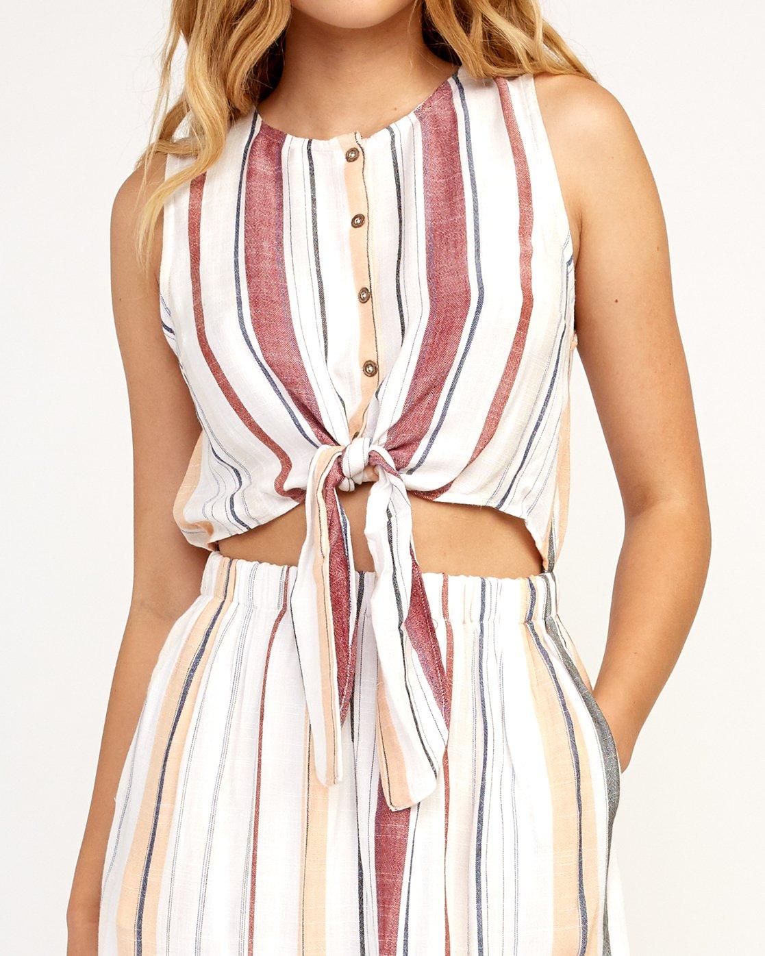 5 Arizona Dress White N3DRRPRVP9 RVCA