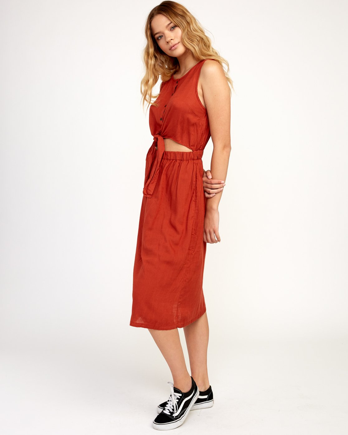 2 Arizona - Dress for Women Red N3DRRPRVP9 RVCA