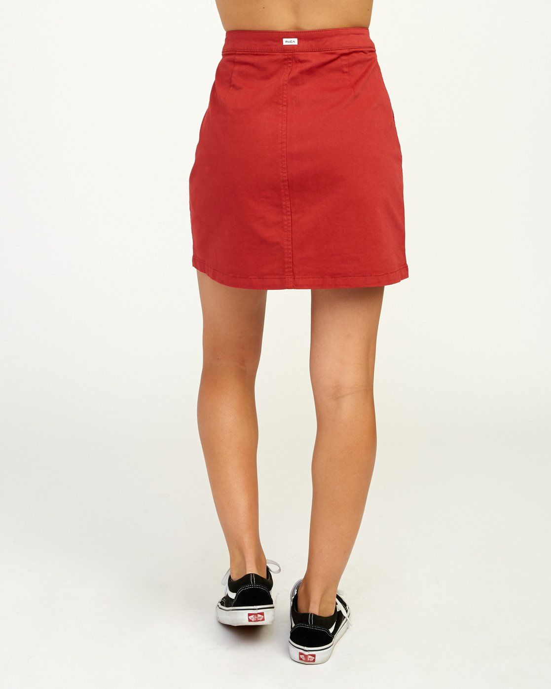 4 Promises Skirt Red N3SKRARVP9 RVCA