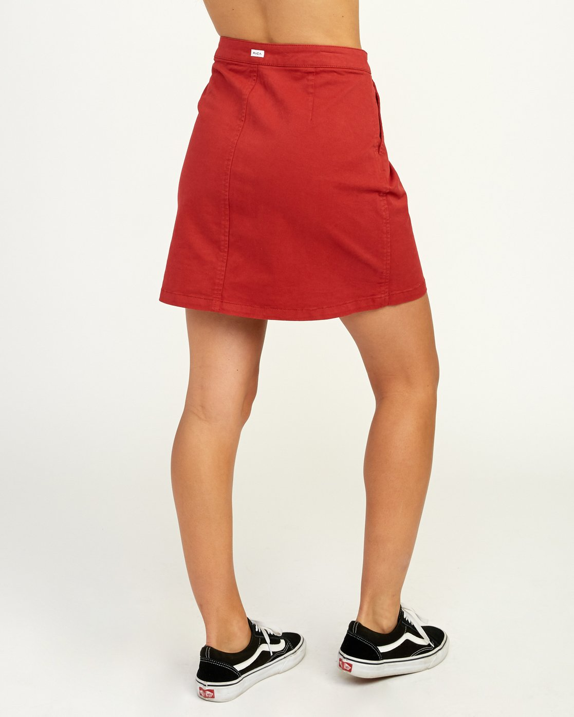 5 Promises Skirt Red N3SKRARVP9 RVCA