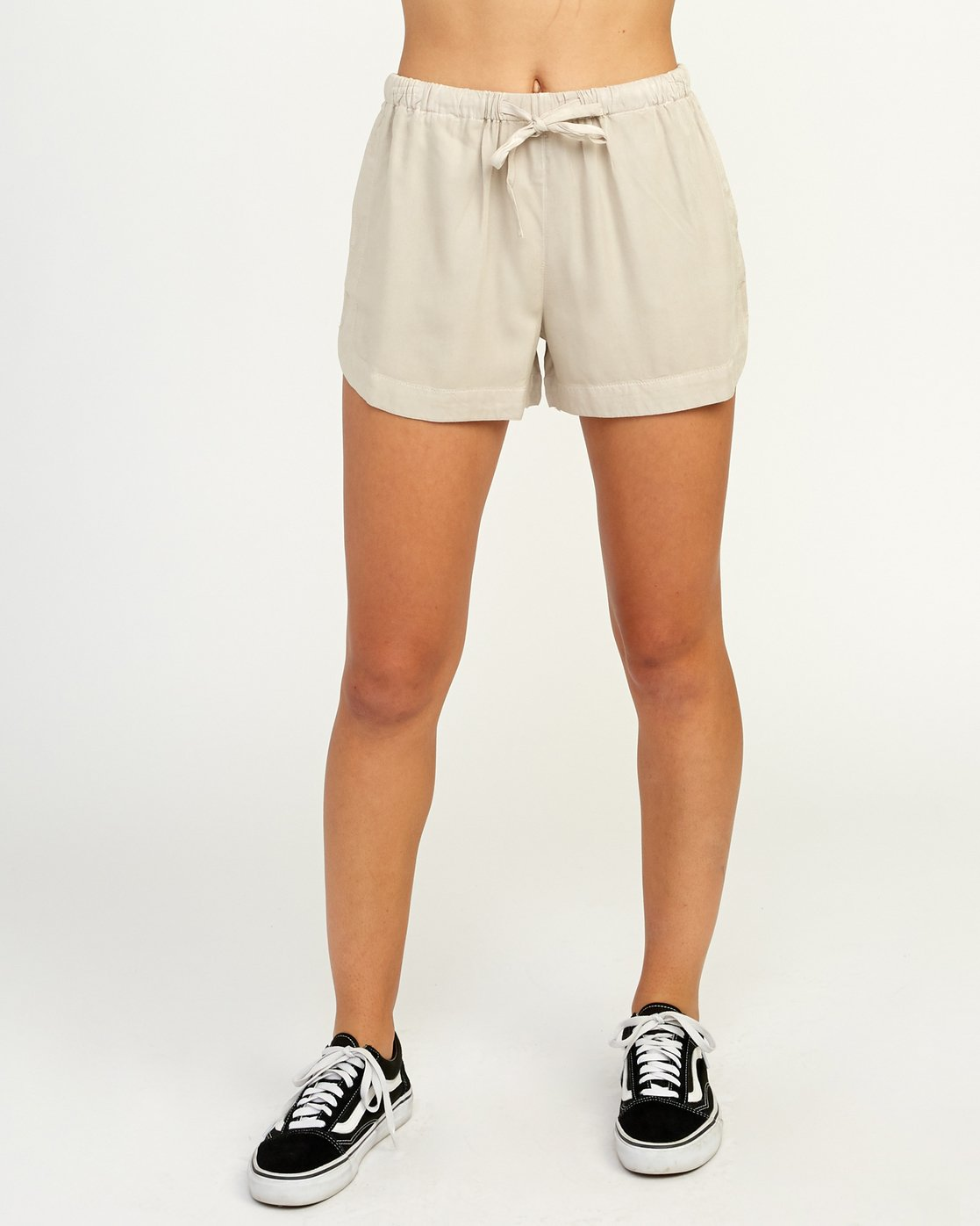 1 New Yume - Short pour Femme Beige N3WKRYRVP9 RVCA