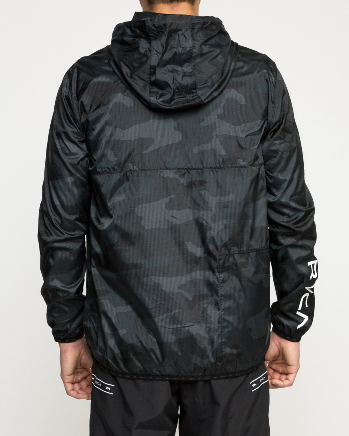 4 Hexstop Iv - Jacket for Men Camo N4JKMBRVP9 RVCA