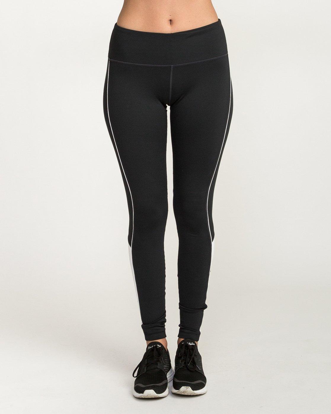 1 VA - Sports Legging for Women Schwarz N4PTWARVP9 RVCA
