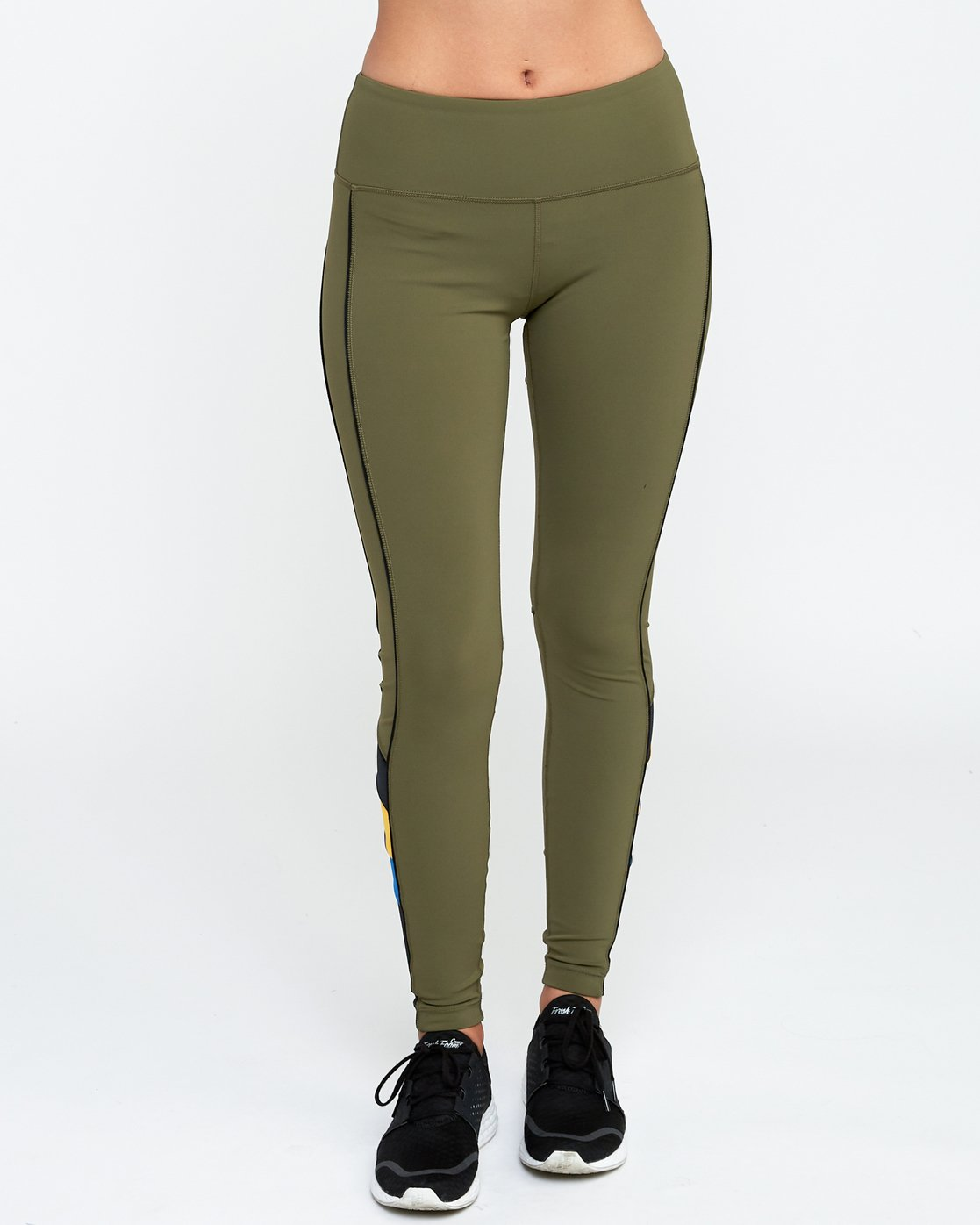 0 VA - Sports Legging for Women Grün N4PTWARVP9 RVCA