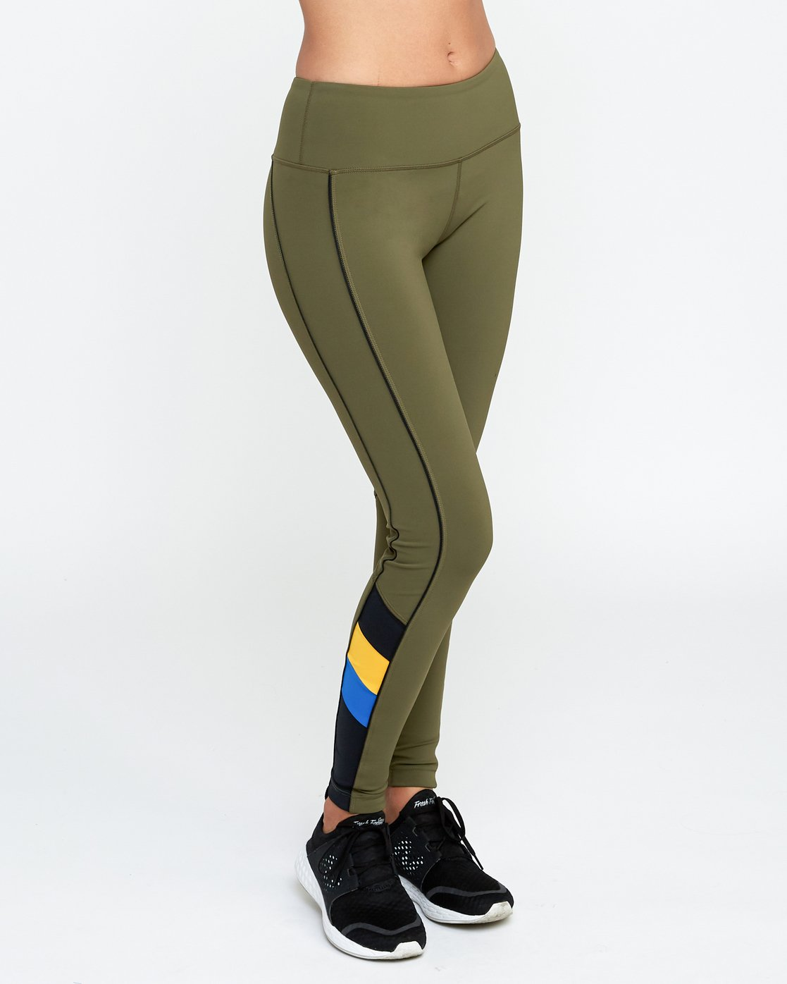 5 VA - Sports Legging for Women Grün N4PTWARVP9 RVCA