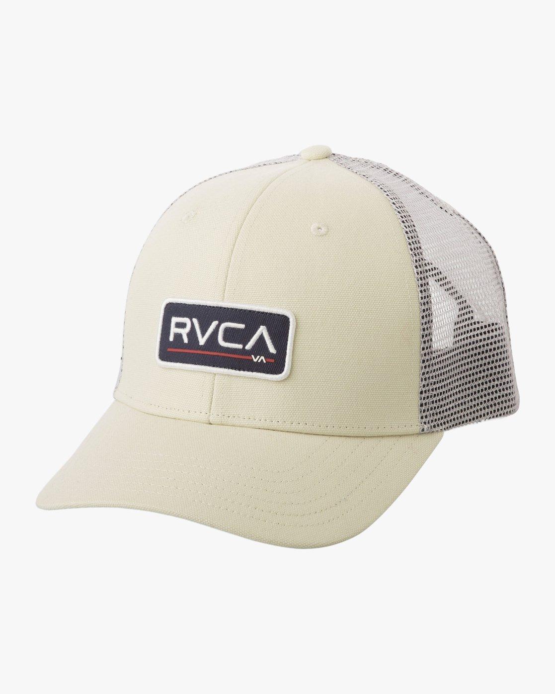 0 Ticket Trucker Ii Cap Beige N5CPRWRVP9 RVCA