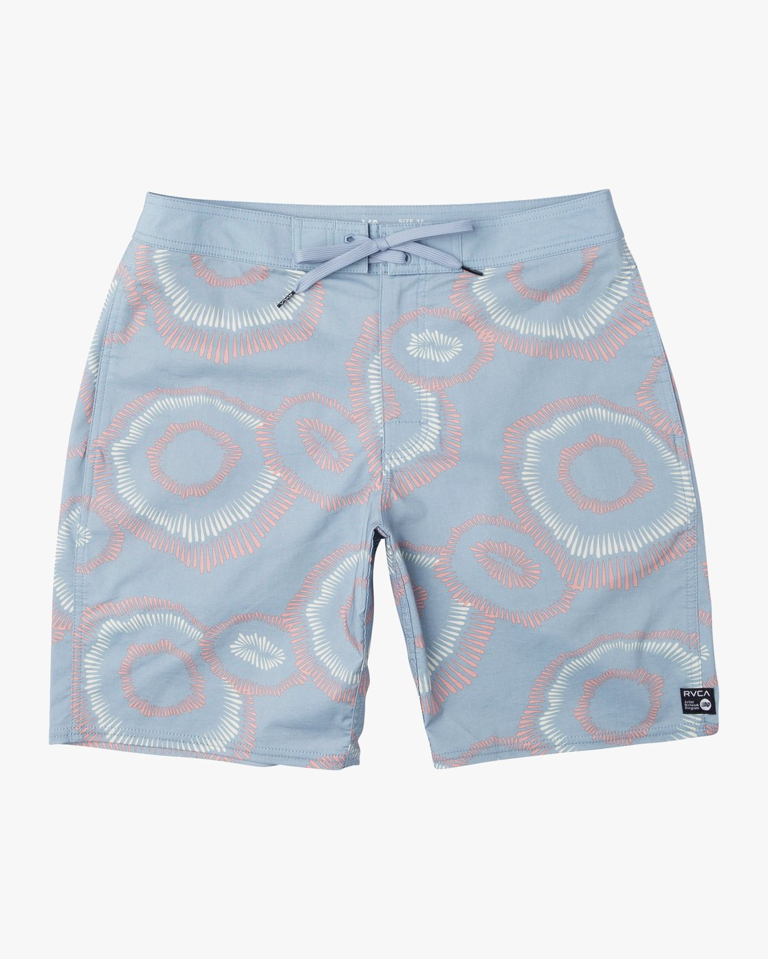 0 Whitehead Flicker Trunk Blue P1BSRFRVS9 RVCA