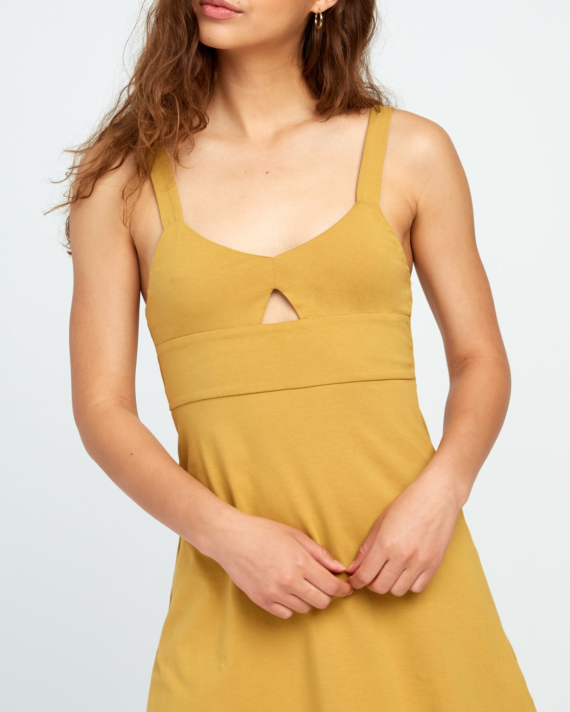 RVCA Womens All Talk Dress