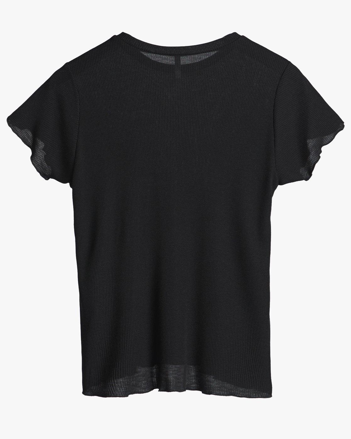 3 Trent Whitehead Crying Heart - Short Sleeves T-Shirt for Women Black P3SSRCRVS9 RVCA