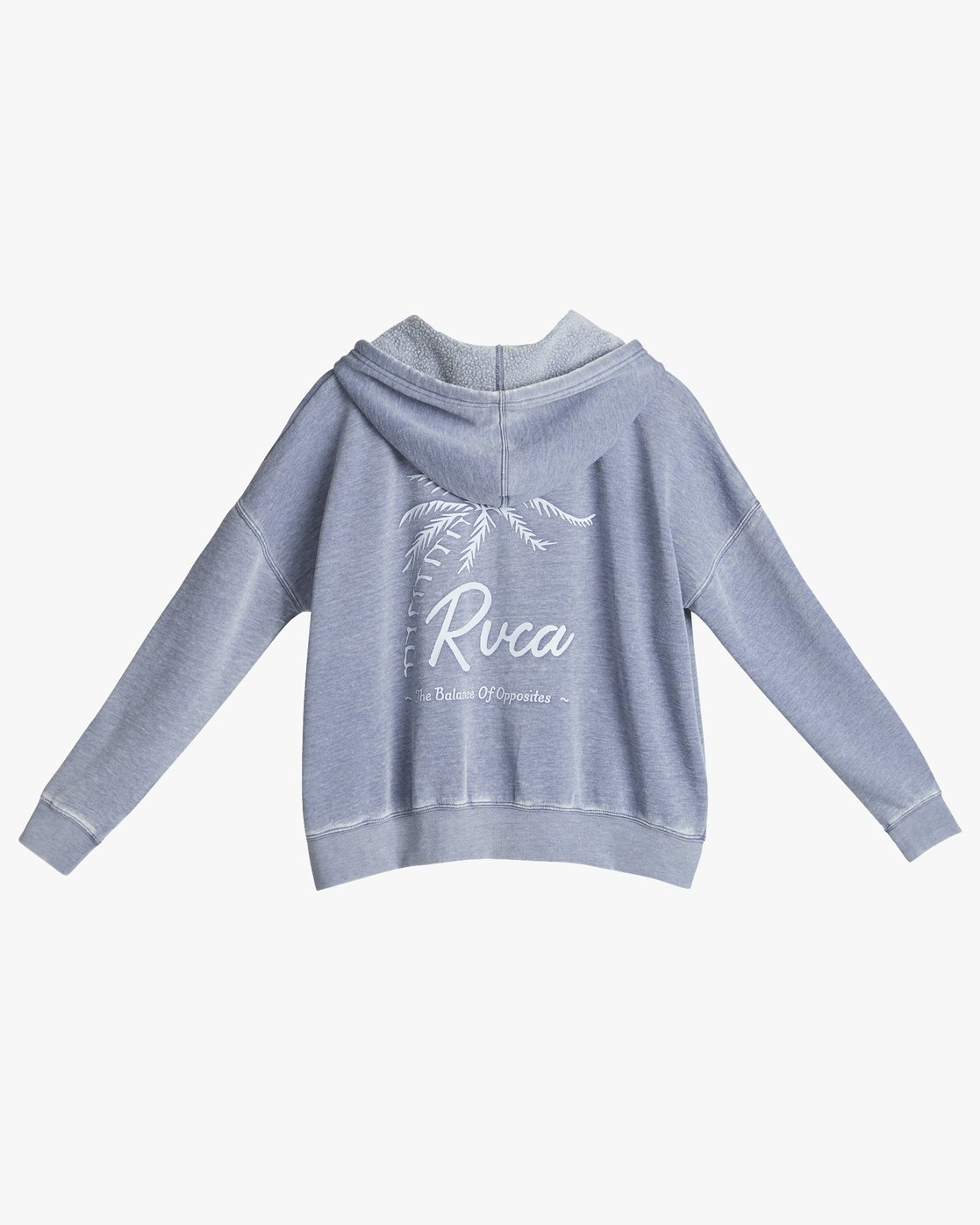 5 Tropicale Hoodie Purple P3ZHRARVS9 RVCA
