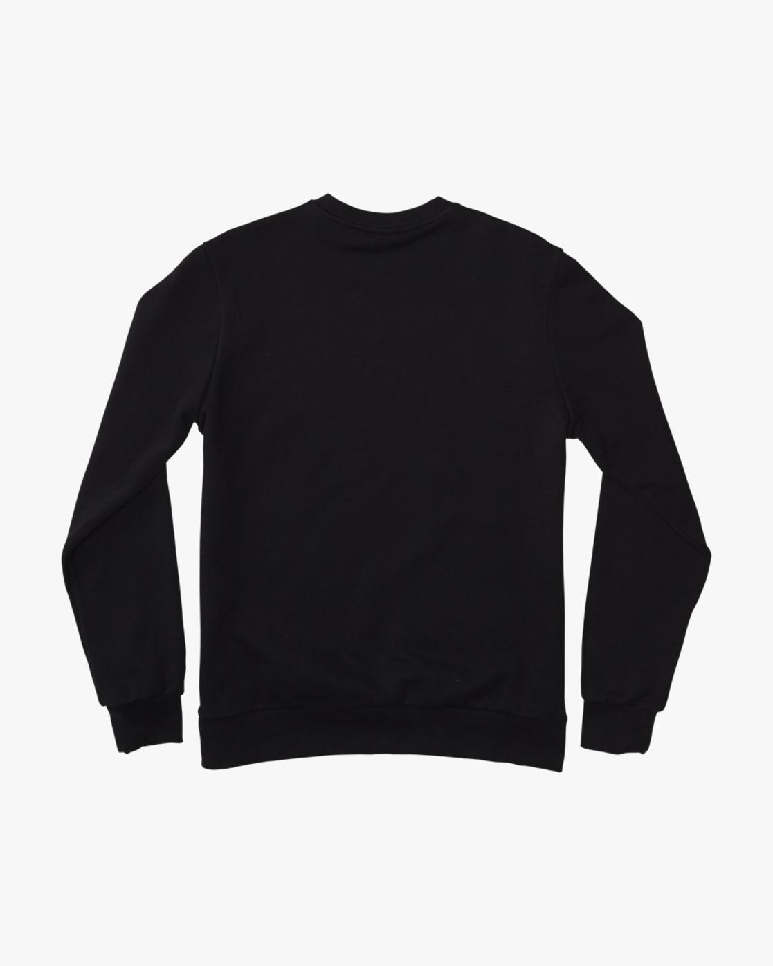 1 Big RVCA - Sweatshirt for Men Black Q1CRRERVF9 RVCA