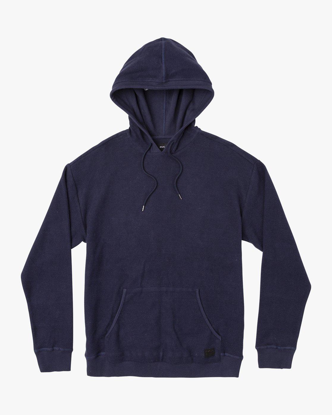 0 Camino  - Sudadera con capucha para Hombre  Q1FLRDRVF9 RVCA