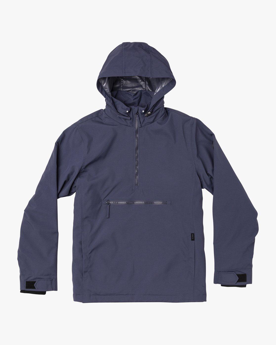 0 Accomplice Anorak  - Jacke für Männer  Q1JKRARVF9 RVCA
