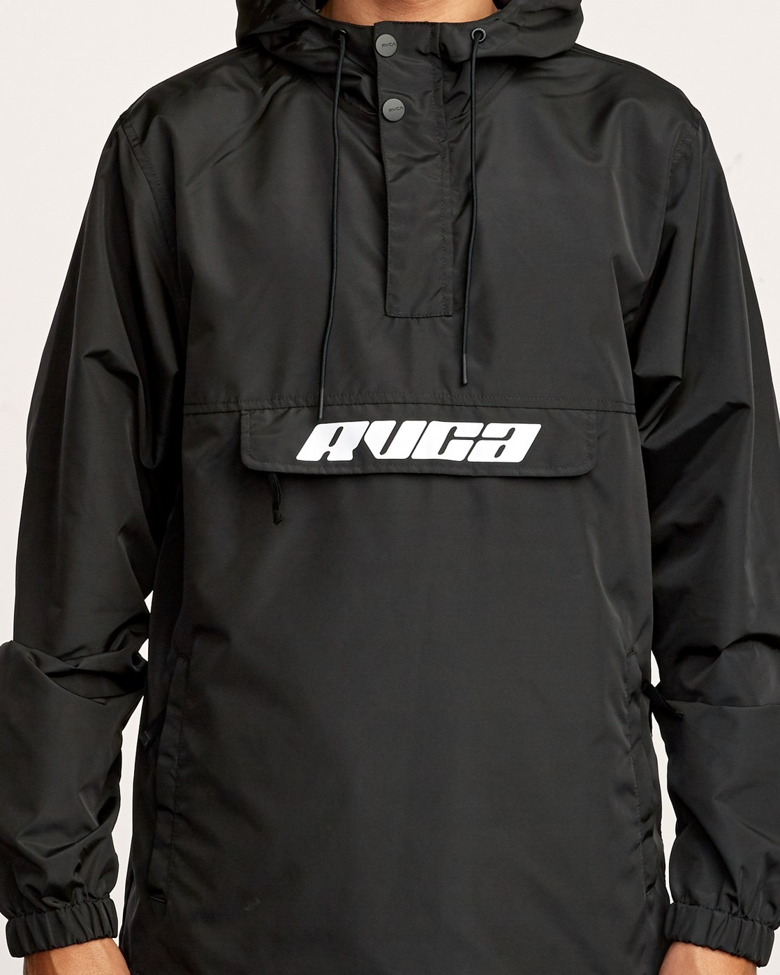 5 Killer - Anorak Jacket for Men Black Q1JKRBRVF9 RVCA