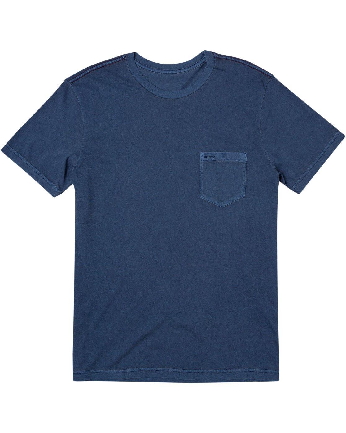 0 Ptc 2 Pigment - Pocket T-Shirt for Men  Q1KTRORVF9 RVCA