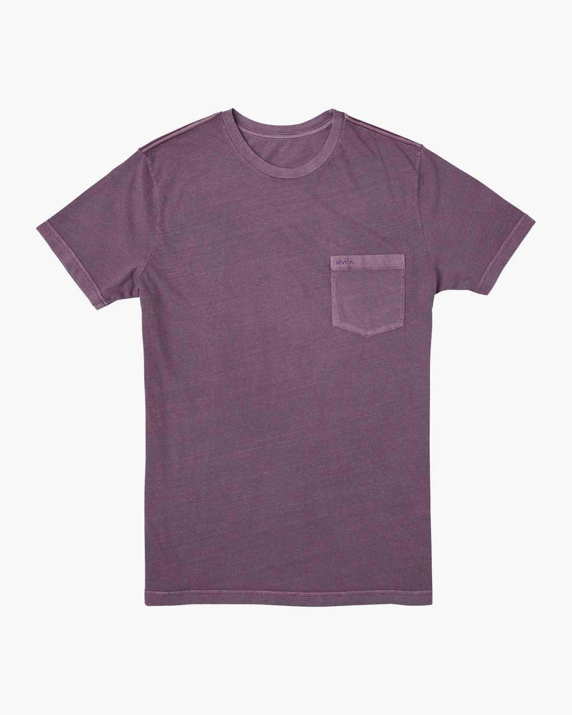 0 Ptc 2 Pigment - Pocket T-Shirt for Men Purple Q1KTRORVF9 RVCA