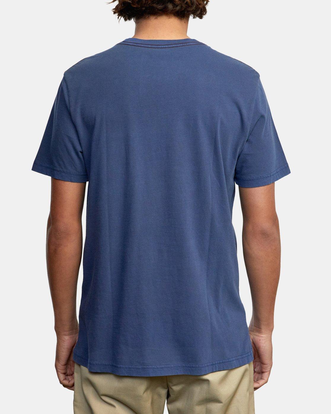 4 Ptc 2 Pigment - Pocket T-Shirt for Men  Q1KTRORVF9 RVCA