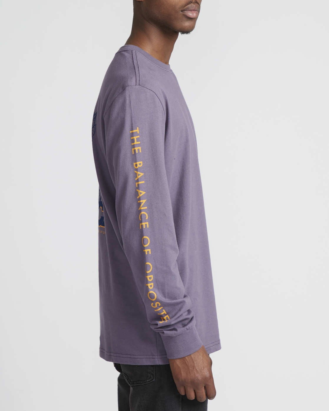 4 Roberto Rodriguez Redondo Screaming Bat  - Long Sleeve T-Shirt for Men  Q1LSRDRVF9 RVCA