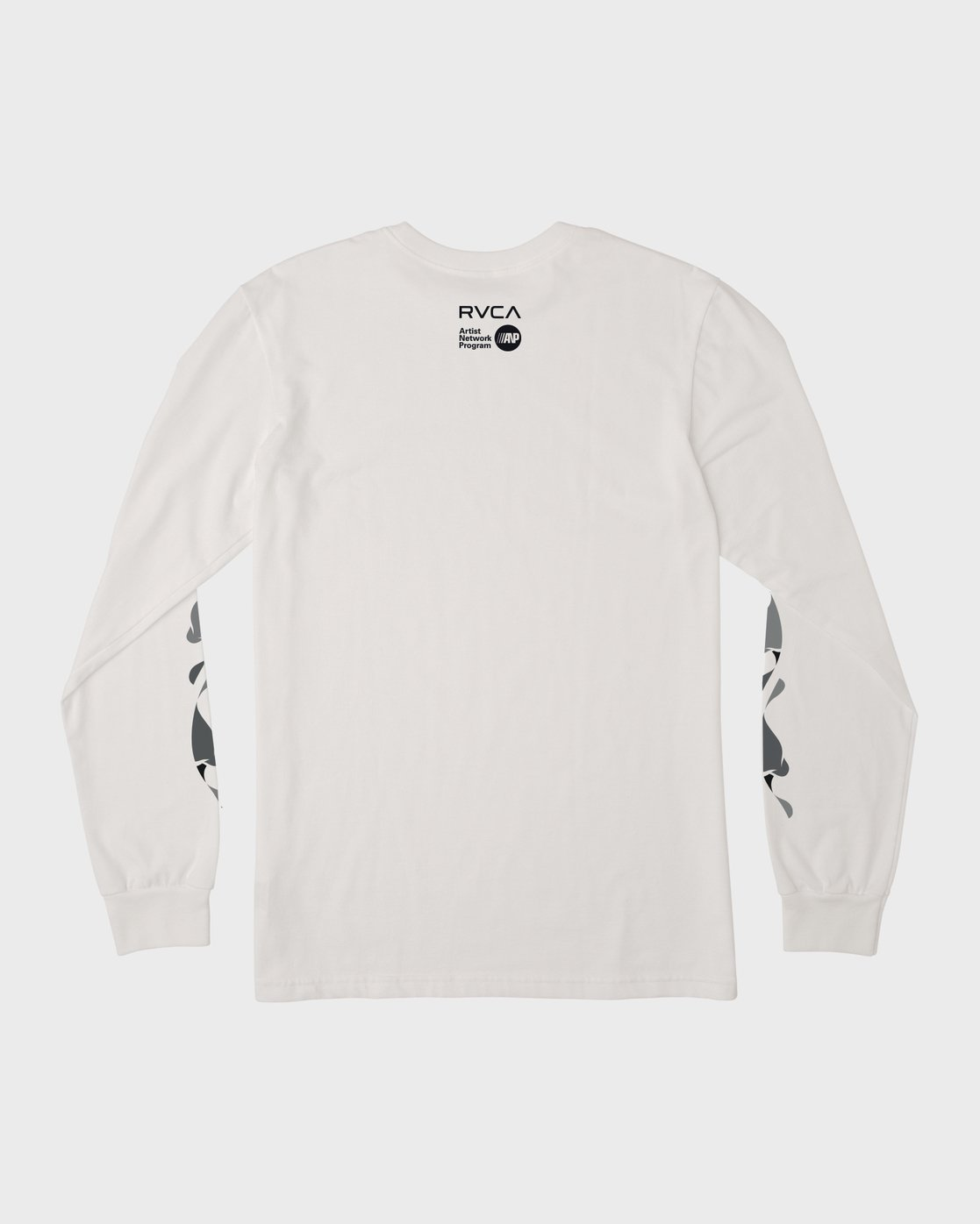 1 Mhak Tokyo - Long Sleeve T-Shirt for Men White Q1LSTCRVF9 RVCA