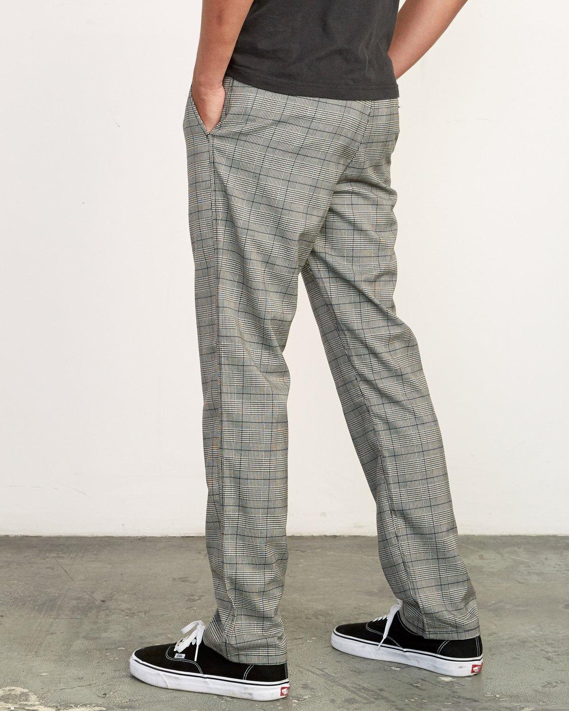 2 Daggers Jax  - Slim-Straight Trousers  Q1PTRDRVF9 RVCA