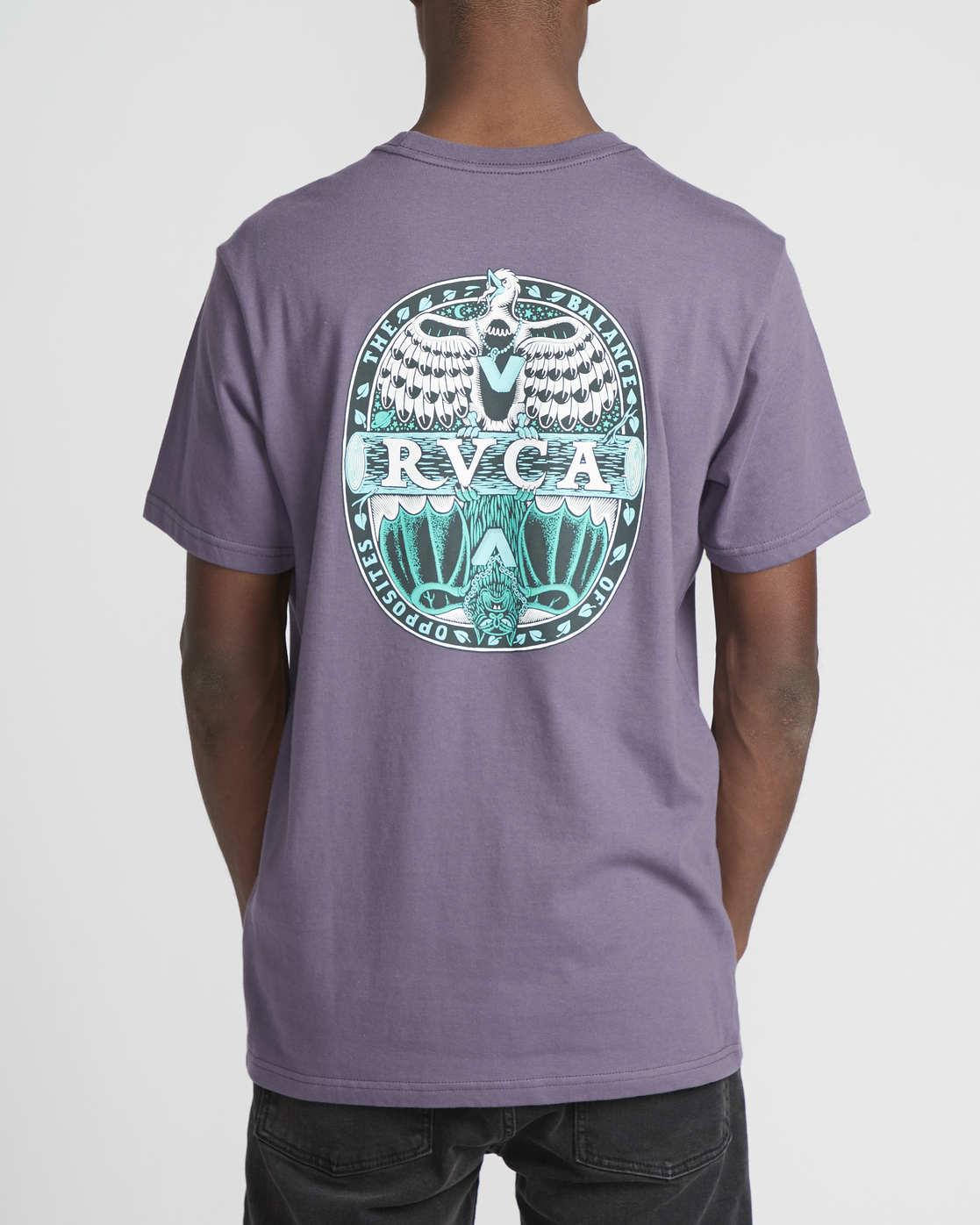 0 Martin Ander Opposites  - Short Sleeve T-Shirt for Men  Q1SSRHRVF9 RVCA