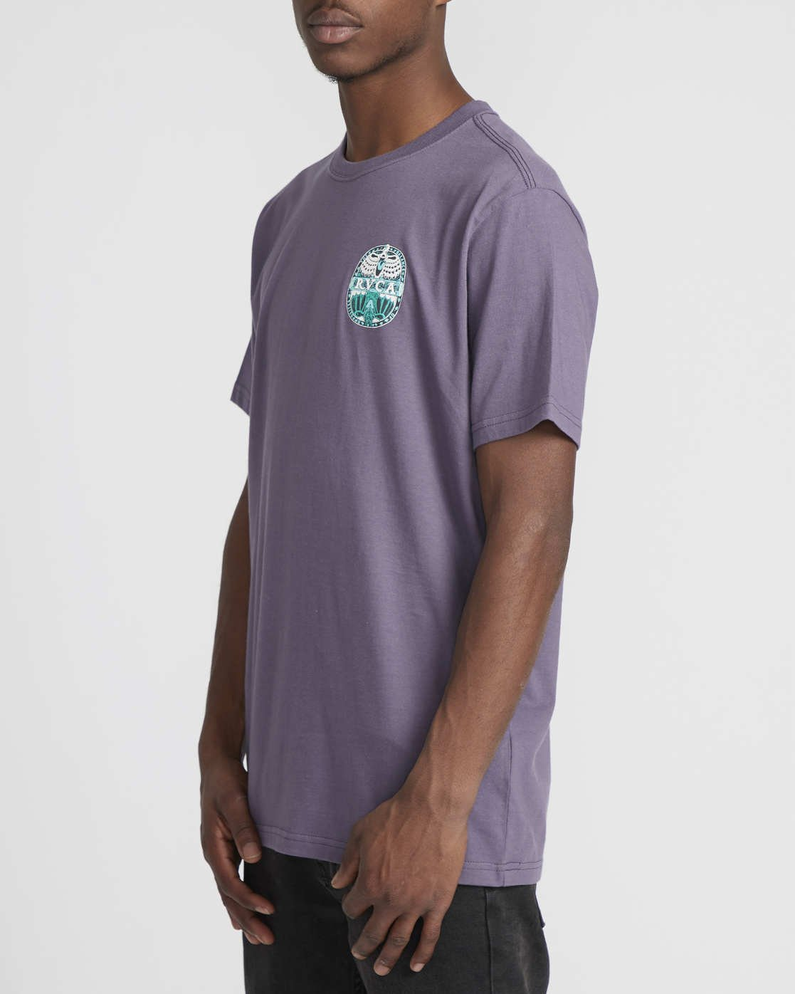 1 Martin Ander Opposites  - Short Sleeve T-Shirt for Men  Q1SSRHRVF9 RVCA