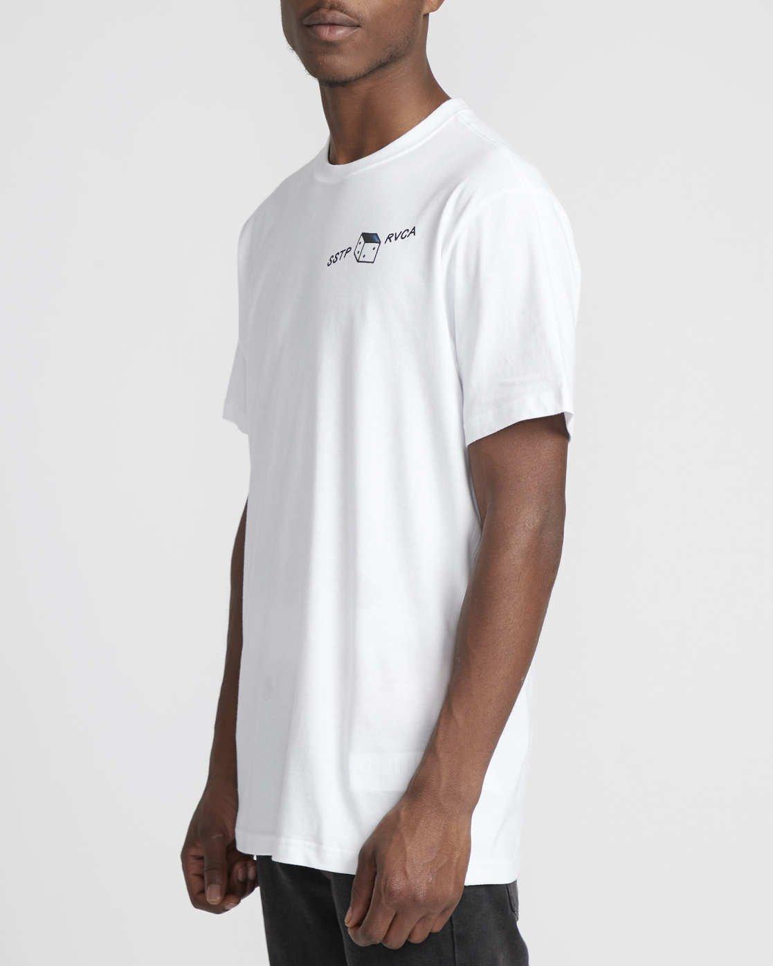 3 Smith Street  - T-Shirt à manches courtes pour Homme  Q1SSRKRVF9 RVCA