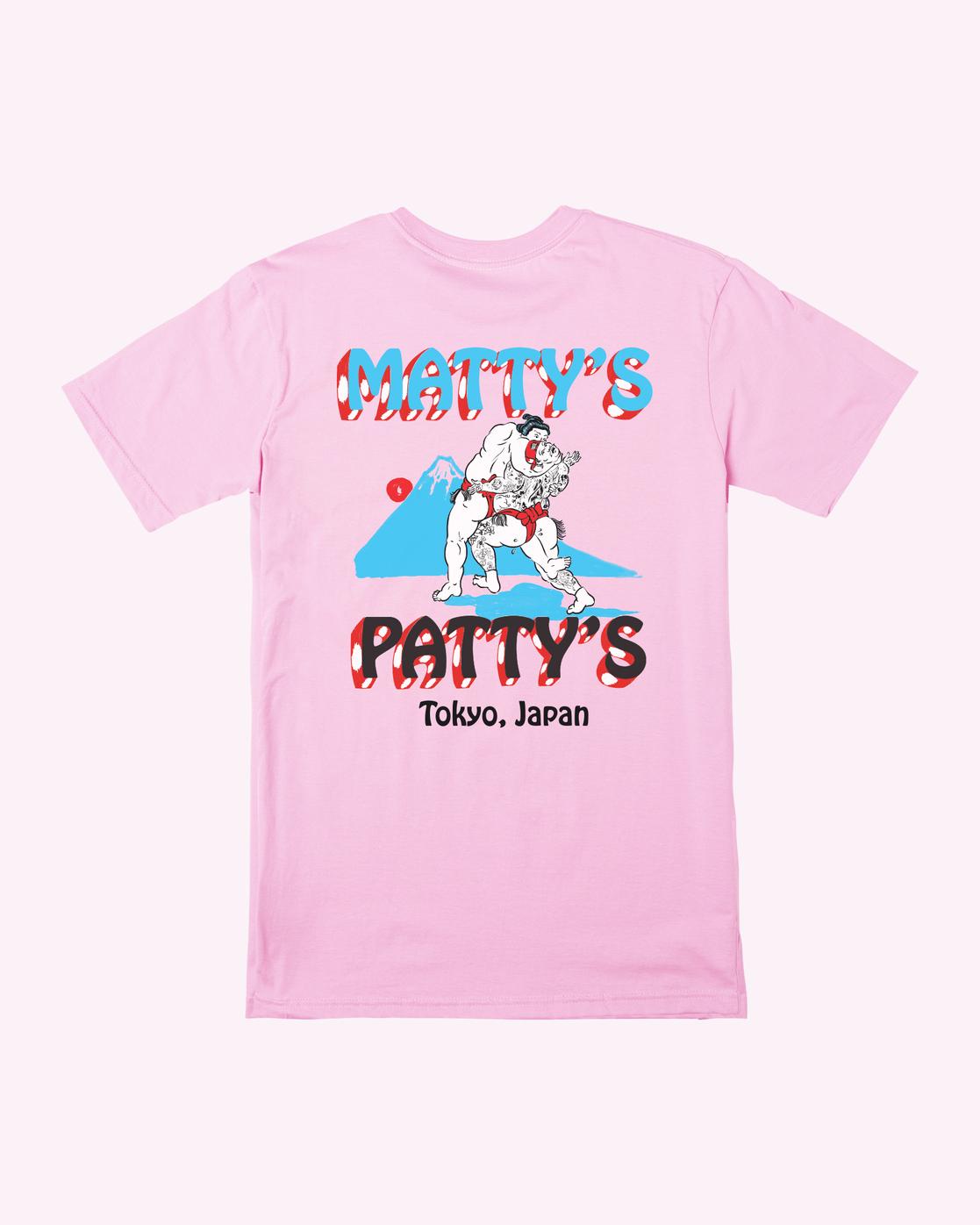 Matty's Patty's Tokyo T Shirt for Men