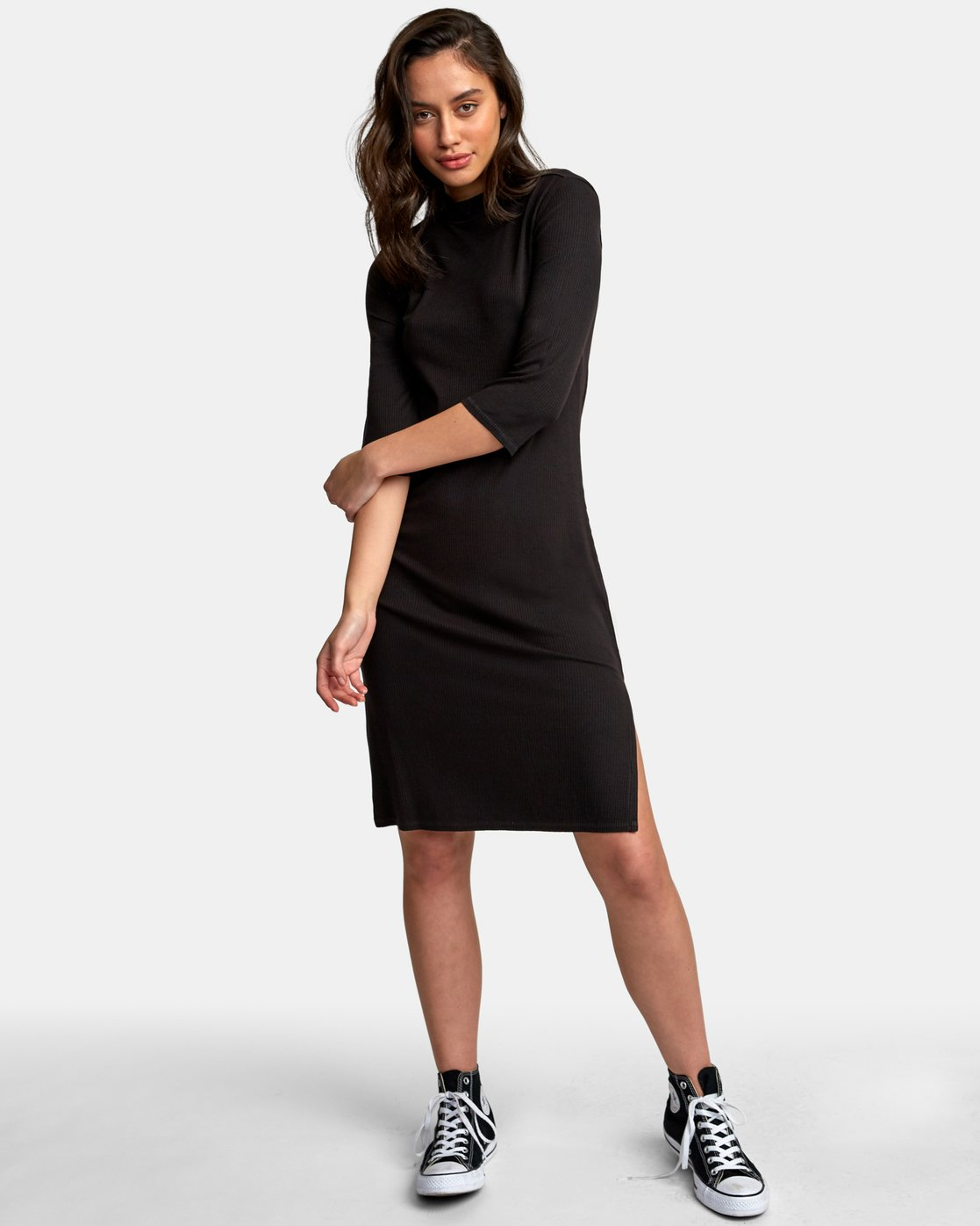 5 Cobra  - Dress Black Q3DRRBRVF9 RVCA
