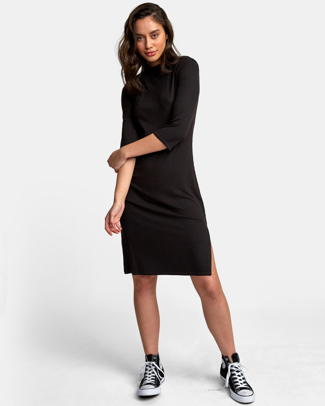 1 Cobra  - Dress Black Q3DRRBRVF9 RVCA