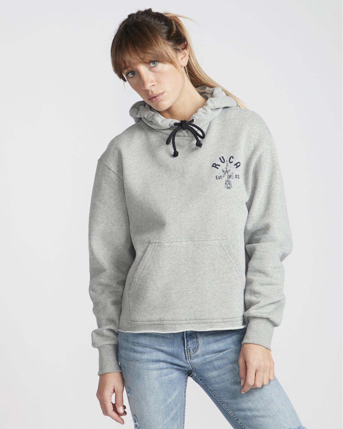 RVCA Fleece Women's Hoodies & Sweatshirts