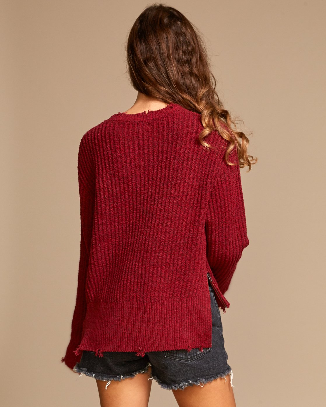 3 Drop Out  - Zip Sweater  Q3JPRCRVF9 RVCA