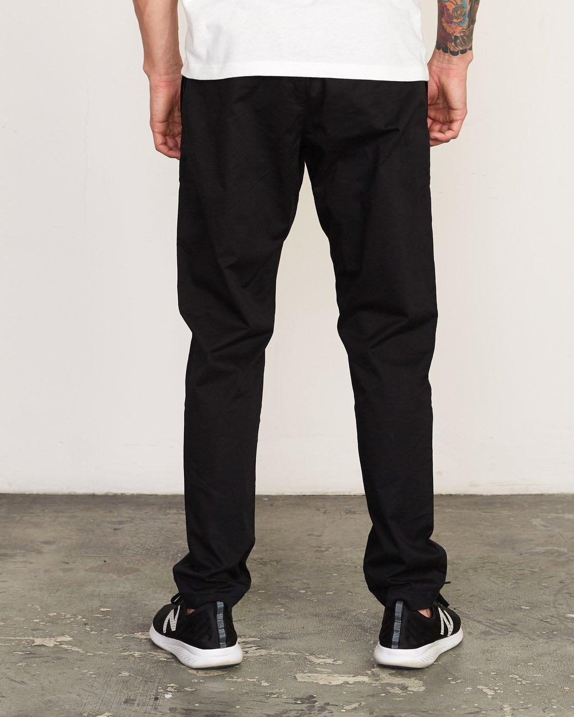 3 Spectrum II  - Sports Trousers Black Q4PTMCRVF9 RVCA