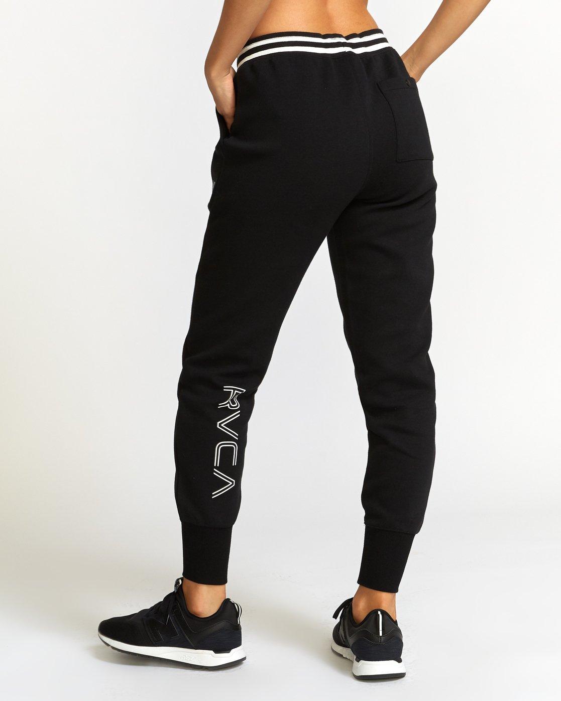 2 Titan  - Sports SweatTrousers Black Q4PTWBRVF9 RVCA