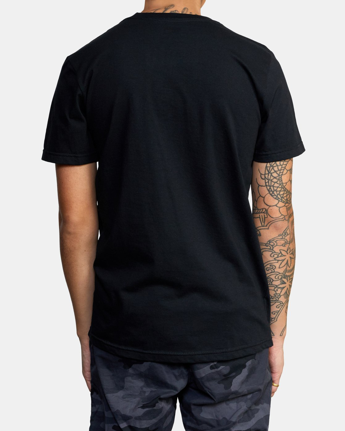5 Art of Jiu Jitsu - T-Shirt for Men Black Q4SSAARVF9 RVCA